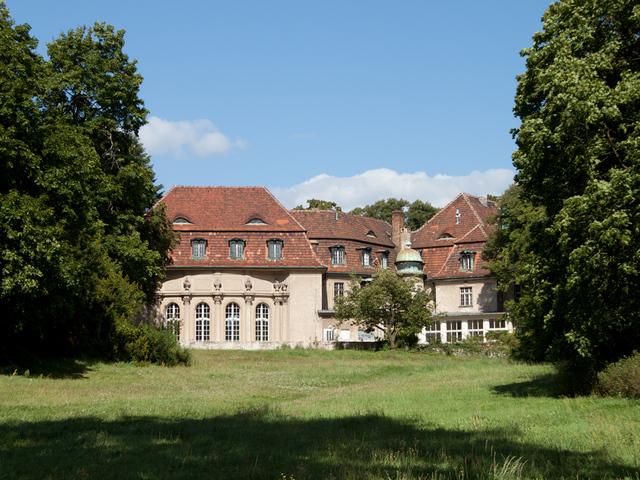 Schloss und Schlosspark Marquardt, Foto: Ramona Kleber