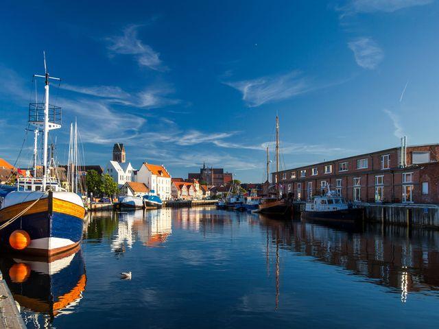 Hafen Wismar © A. Rudolph