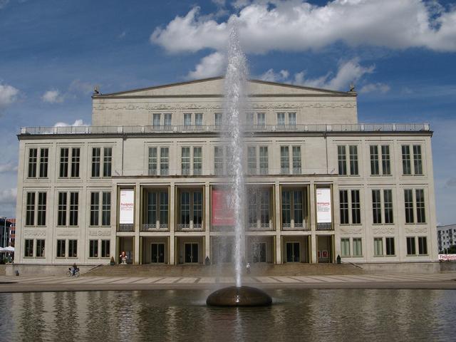 Oper Leipzig © W. Schneider