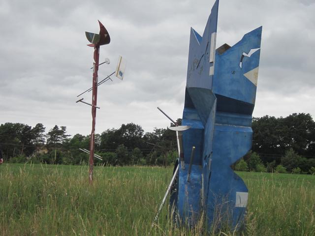 Skulpturenpark Bülzig © Dr. Schollmeyer