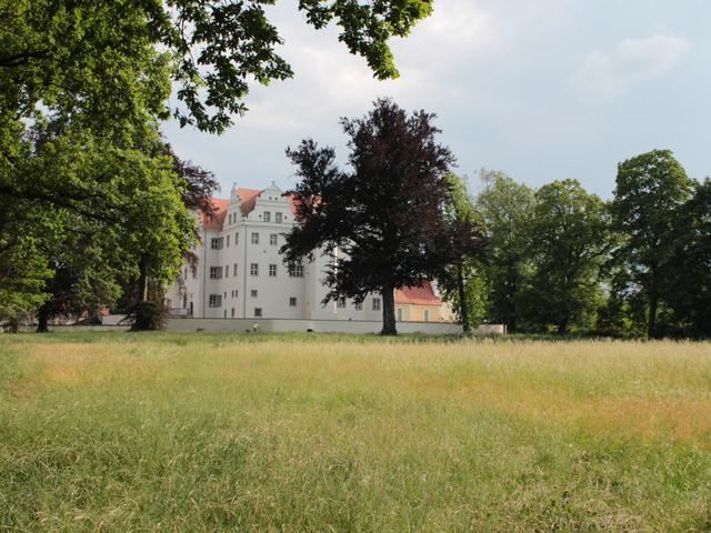 Wasserschloss Großkmehlen © Amt Ortrand