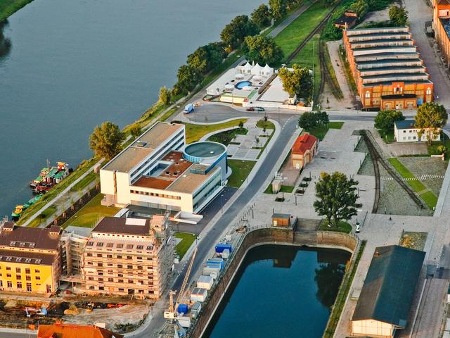 Anleger im Wissenschaftshafen © MMKT GmbH/Andreas Lander