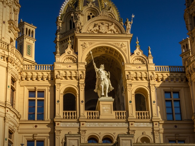 Schloss Schwerin, Foto: pixabay.com