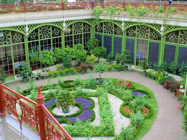Schlossgarten Schwerin, Foto: pixabay.com