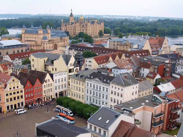 Schwerin, Foto: pixabay.com