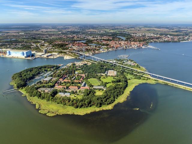 Insel Dänholm, Foto: Tourismuszentrale Stralsund/Martin Elsen