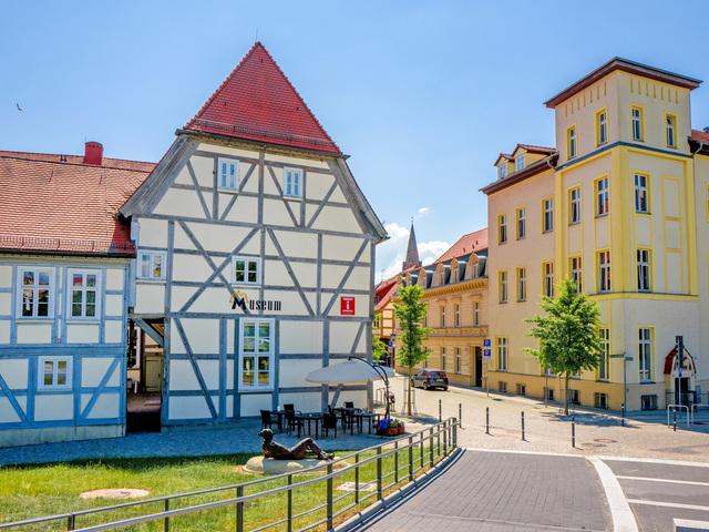Museum Adler Apotheke, Foto: Torsten Stapel, Lizenz: Stadt Eberswalde