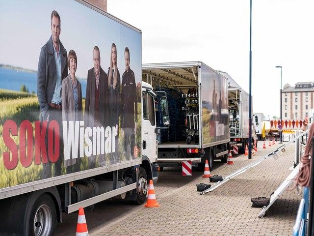 SOKO Wismar Truck, Foto: Alexander Rudolph (TZ Wismar)