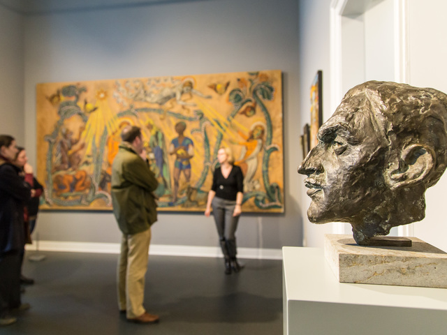 Kunstsammlungen Zwickau (Max-Pechstein-Museum), Foto: Kultour Z