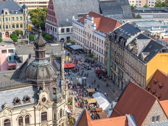 Hauptmarkt, Foto: Kultour Z
